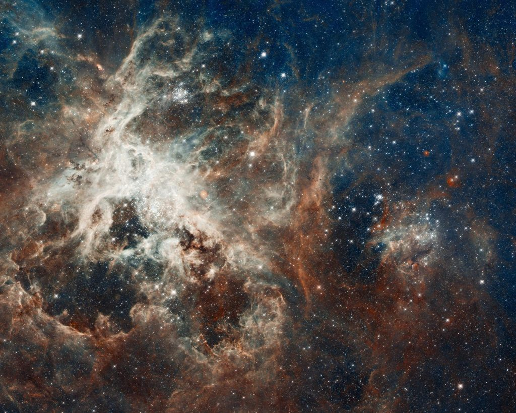 Star Clusters & Nubulas